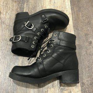 Harley Davidson Bonsallo Biker Moto Boots